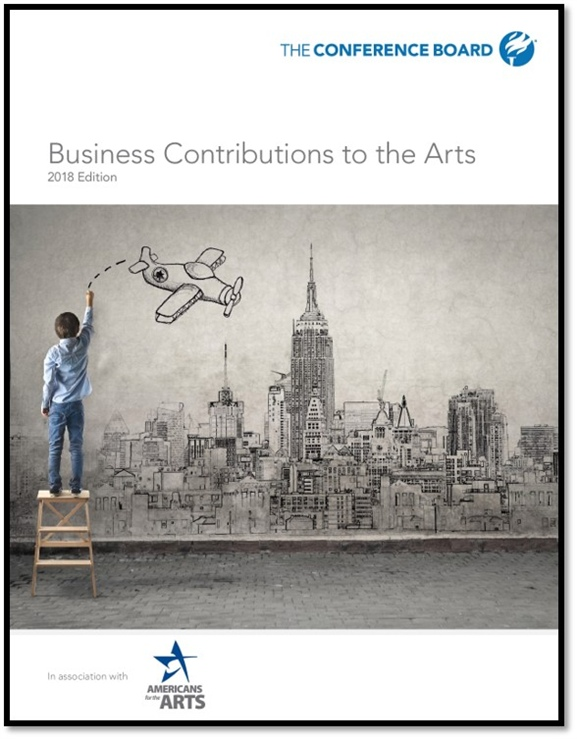 Business Contributions to the Arts Survey 2018 | Arts